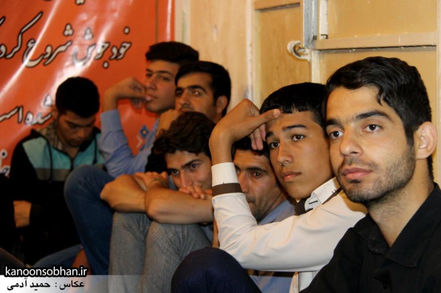 تصاویر مراسم شهادت امام موسی کاظم (ع) در جبهه فرهنگی کوهدشت (8)