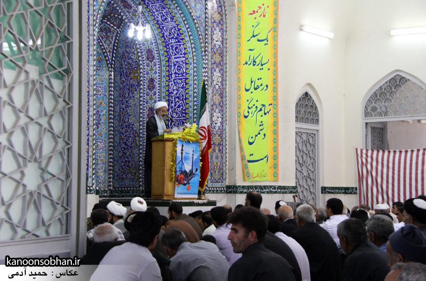 تصاویر نمازجمعه 7 خرداد 95 کوهدشت (1)