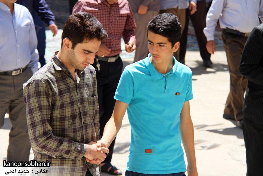 تصاویر نمازجمعه 7 خرداد 95 کوهدشت (35)