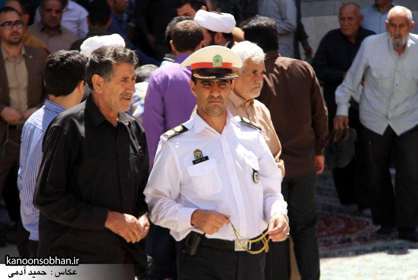 تصاویر نمازجمعه 7 خرداد 95 کوهدشت (36)