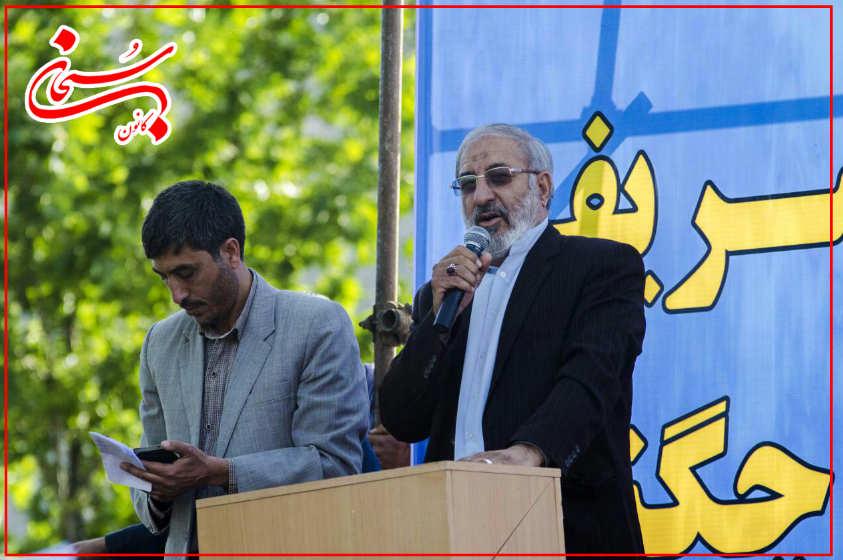 تصوير جشن پيروزي محمد رضا ملکشاهي راد در خرم آباد