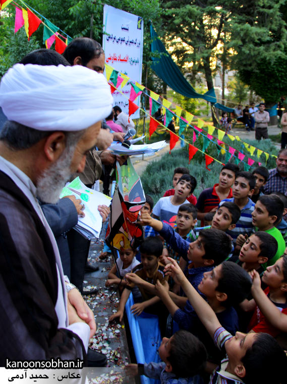 جشن نیمه شعبان در پارک شهر کوهدشت لرستان (11)