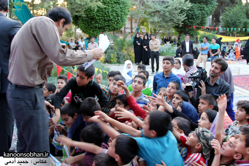 جشن نیمه شعبان در پارک شهر کوهدشت لرستان (12)