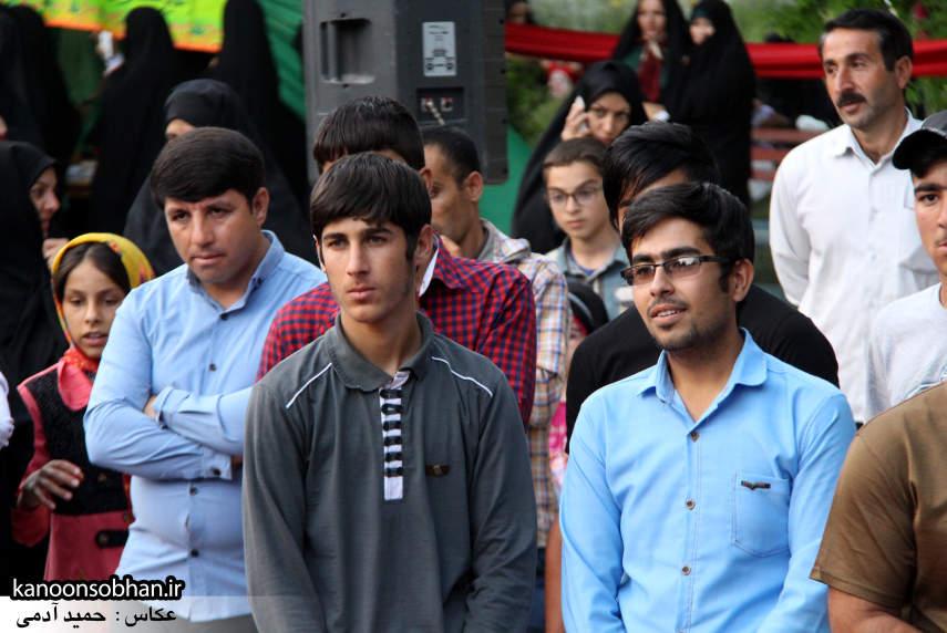 جشن نیمه شعبان در پارک شهر کوهدشت لرستان (2)