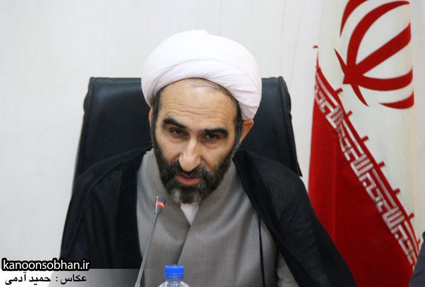 جلسه شورای اداری فرمانداری کوهدشت با حضور آیت الله احمد مبلغی (11)