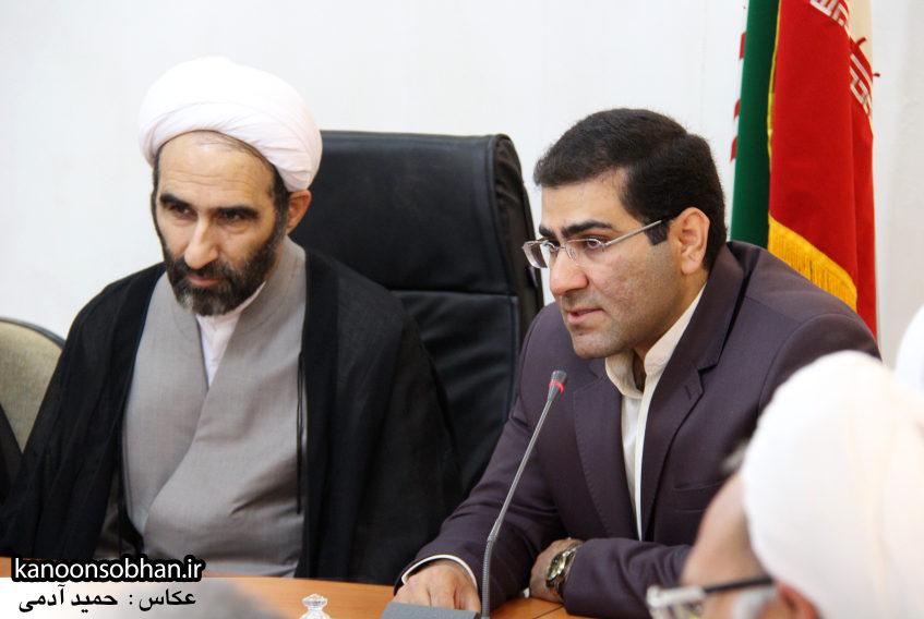 جلسه شورای اداری فرمانداری کوهدشت با حضور آیت الله احمد مبلغی (2)