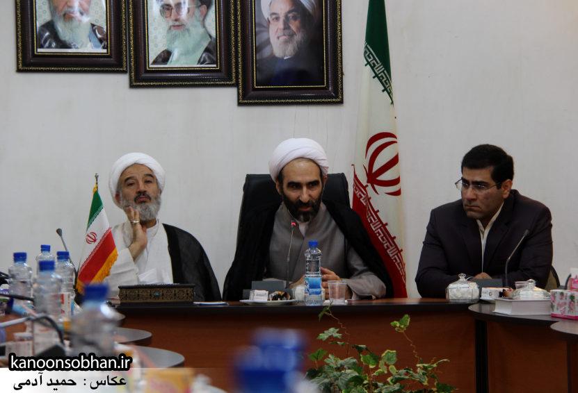 جلسه شورای اداری فرمانداری کوهدشت با حضور آیت الله احمد مبلغی (28)