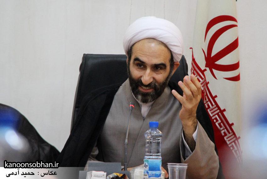 جلسه شورای اداری فرمانداری کوهدشت با حضور آیت الله احمد مبلغی (29)