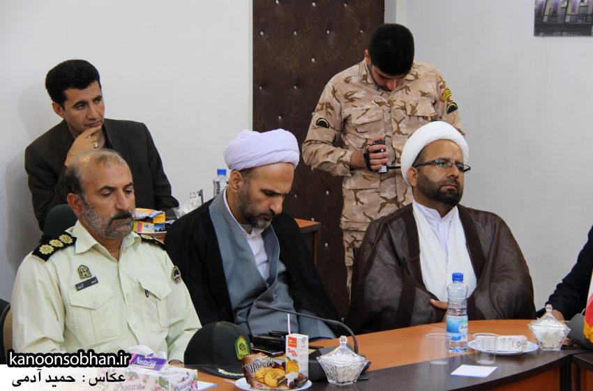 جلسه شورای اداری فرمانداری کوهدشت با حضور آیت الله احمد مبلغی (3)
