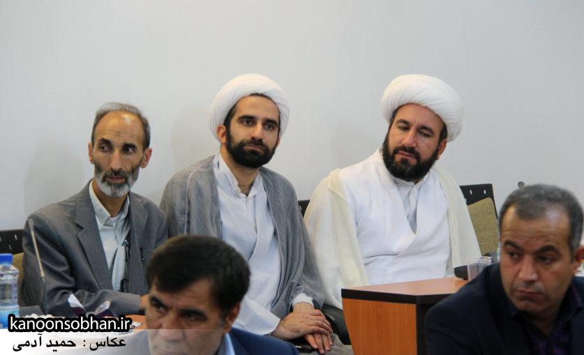 جلسه شورای اداری فرمانداری کوهدشت با حضور آیت الله احمد مبلغی (6)