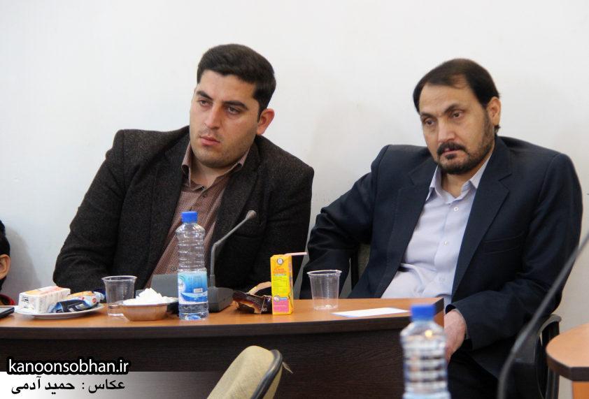 جلسه شورای اداری فرمانداری کوهدشت با حضور آیت الله احمد مبلغی (7)
