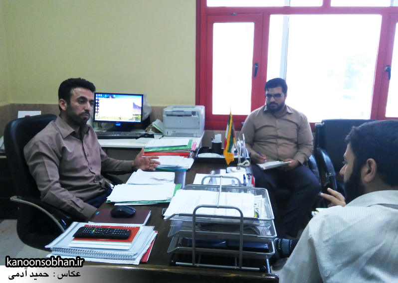 رئیس ارشاد کوهدشتمحافل قرآنی ماهانه در سطح مساجد شهرستان برگزار خواهد شد (1)