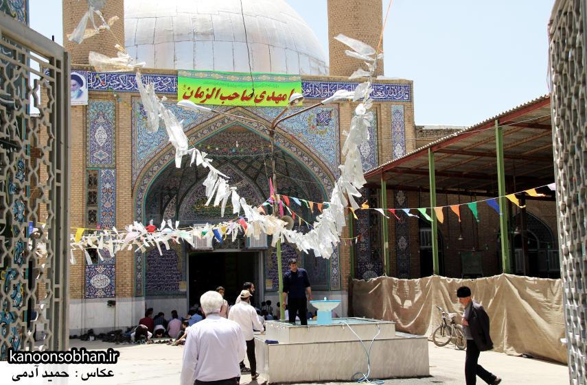 گزارش تصویری نماز جمعه 31 اردیبهشت 95 کوهدشت (1)