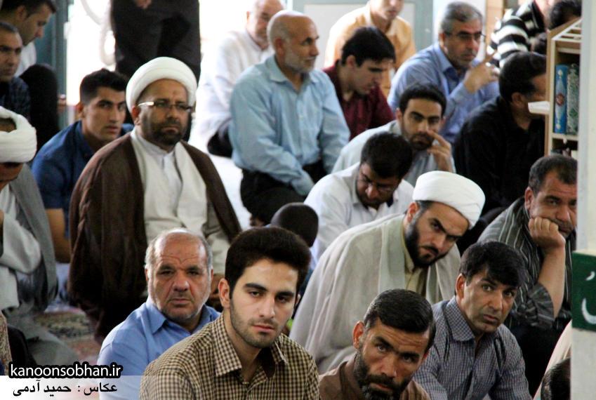 گزارش تصویری نماز جمعه 31 اردیبهشت 95 کوهدشت (11)
