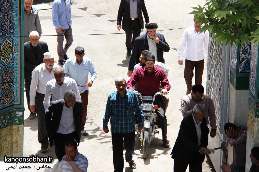 گزارش تصویری نماز جمعه 31 اردیبهشت 95 کوهدشت (26)