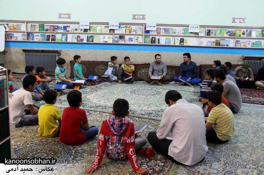 تصاویر برگزاری کلاس قرآن در مسجد جامع کوهدشت (10)