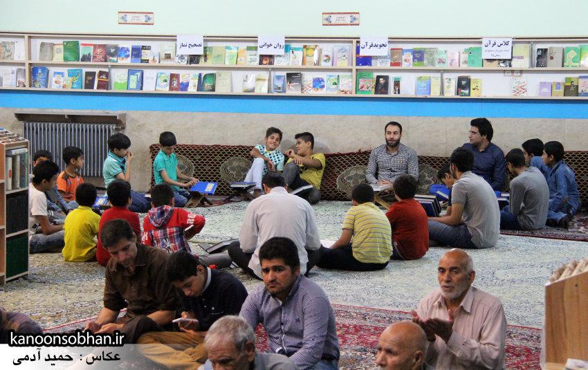 تصاویر برگزاری کلاس قرآن در مسجد جامع کوهدشت (11)