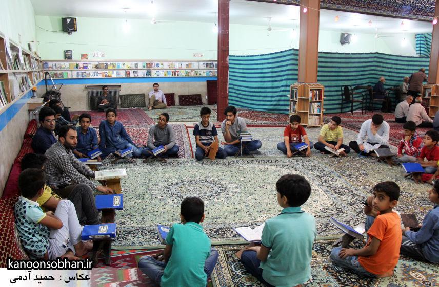 تصاویر برگزاری کلاس قرآن در مسجد جامع کوهدشت (2)