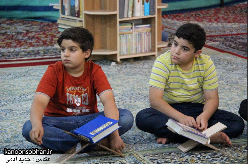 تصاویر برگزاری کلاس قرآن در مسجد جامع کوهدشت (4)