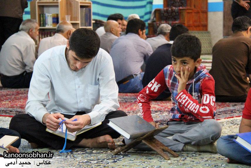 تصاویر برگزاری کلاس قرآن در مسجد جامع کوهدشت (5)