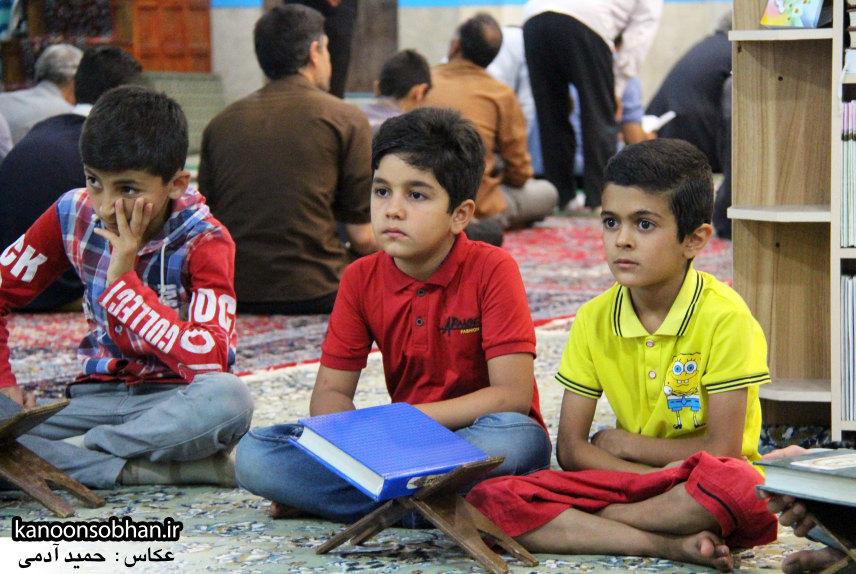 تصاویر برگزاری کلاس قرآن در مسجد جامع کوهدشت (6)