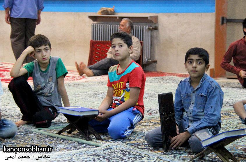 تصاویر برگزاری کلاس قرآن در مسجد جامع کوهدشت (7)