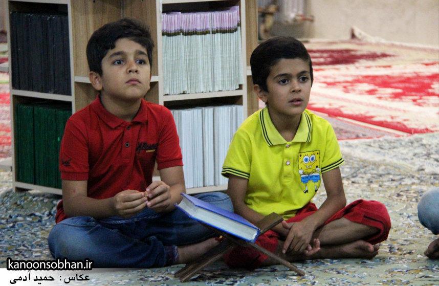 تصاویر برگزاری کلاس قرآن در مسجد جامع کوهدشت (8)