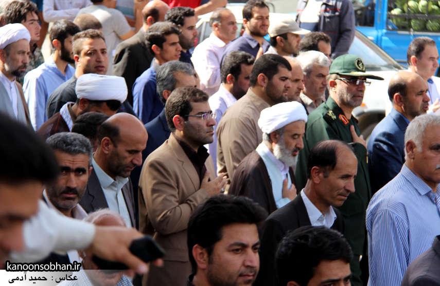 تصاویر تشییع و تدفین شهید والامقام «حاج قدرت الله عبدیان» در کوهدشت سری دوم (20)