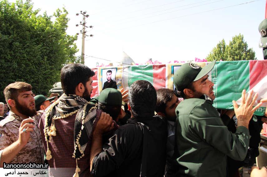تصاویر تشییع و تدفین شهید والامقام «حاج قدرت الله عبدیان» در کوهدشت سری دوم (24)