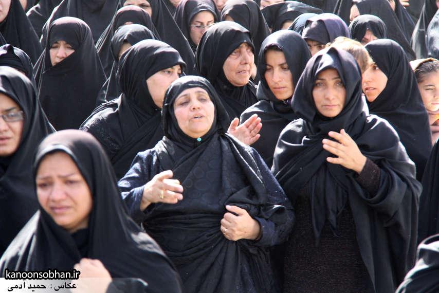 تصاویر تشییع و تدفین شهید والامقام «حاج قدرت الله عبدیان» در کوهدشت سری دوم (3)