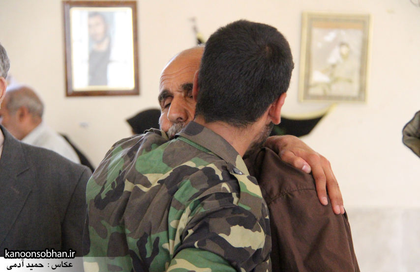 تصاویر تشییع و تدفین شهید والامقام «حاج قدرت الله عبدیان» در کوهدشت سری سوم (24)