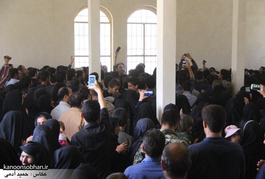 تصاویر تشییع و تدفین شهید والامقام «حاج قدرت الله عبدیان» در کوهدشت سری سوم (32)