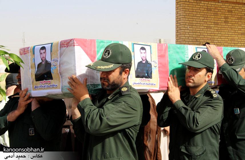 تصاویر تشییع و تدفین شهید والامقام «حاج قدرت الله عبدیان» سری اول (11)