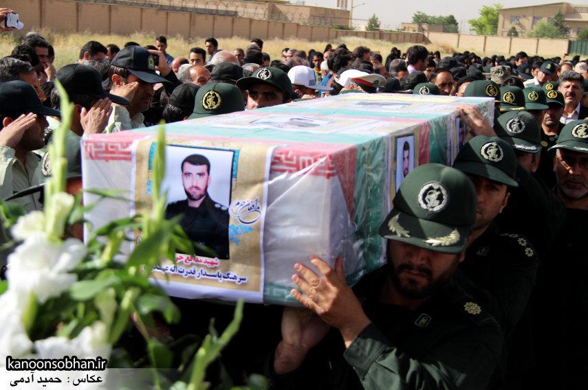 تصاویر تشییع و تدفین شهید والامقام «حاج قدرت الله عبدیان» سری اول (13)