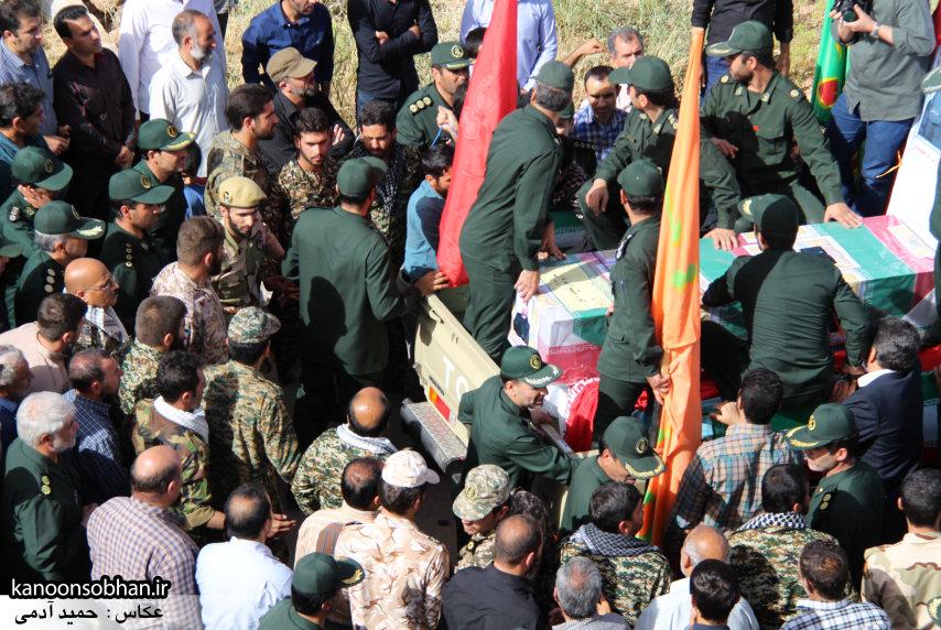 تصاویر تشییع و تدفین شهید والامقام «حاج قدرت الله عبدیان» سری اول (14)