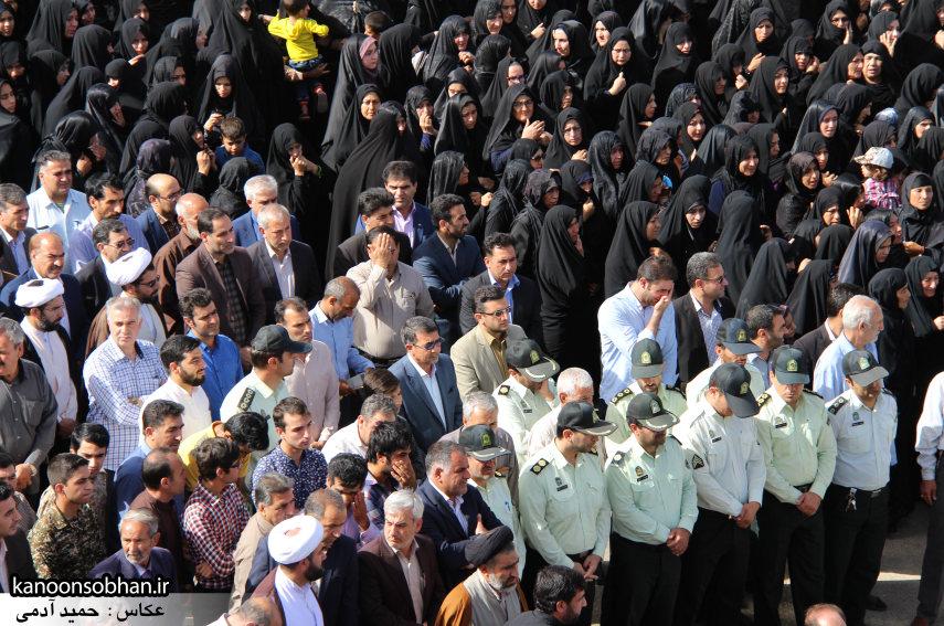تصاویر تشییع و تدفین شهید والامقام «حاج قدرت الله عبدیان» سری اول (15)
