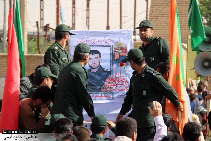 تصاویر تشییع و تدفین شهید والامقام «حاج قدرت الله عبدیان» سری اول (18)