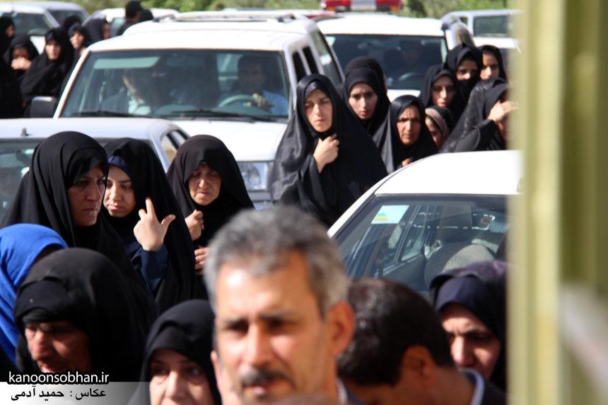 تصاویر تشییع و تدفین شهید والامقام «حاج قدرت الله عبدیان» سری اول (22)