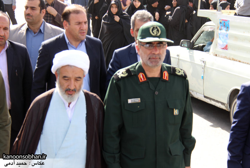 تصاویر تشییع و تدفین شهید والامقام «حاج قدرت الله عبدیان» سری اول (24)