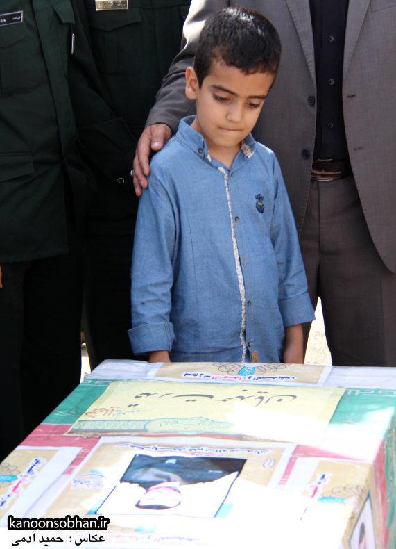 تصاویر تشییع و تدفین شهید والامقام «حاج قدرت الله عبدیان» سری اول (5)