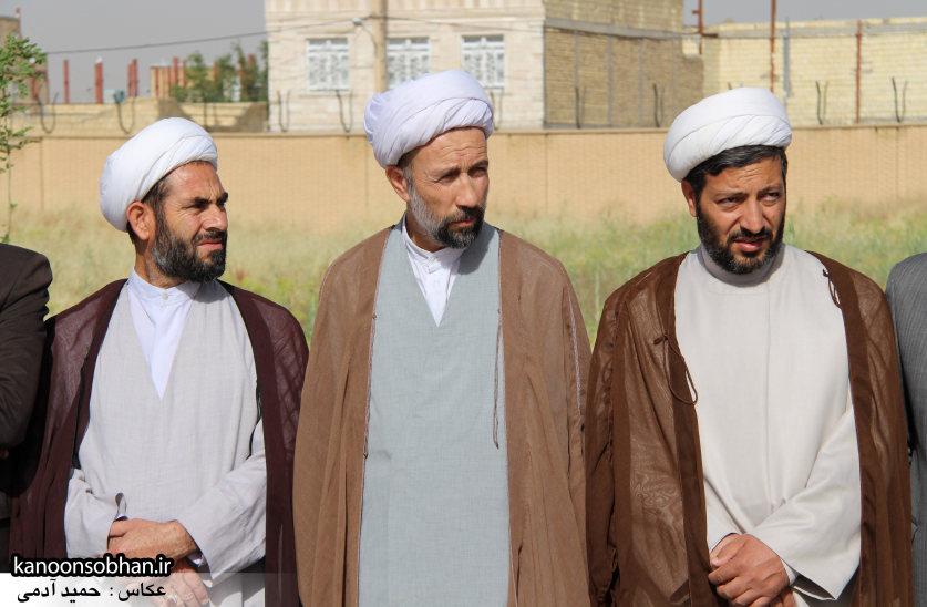 تصاویر تشییع و تدفین شهید والامقام «حاج قدرت الله عبدیان» سری اول (8)