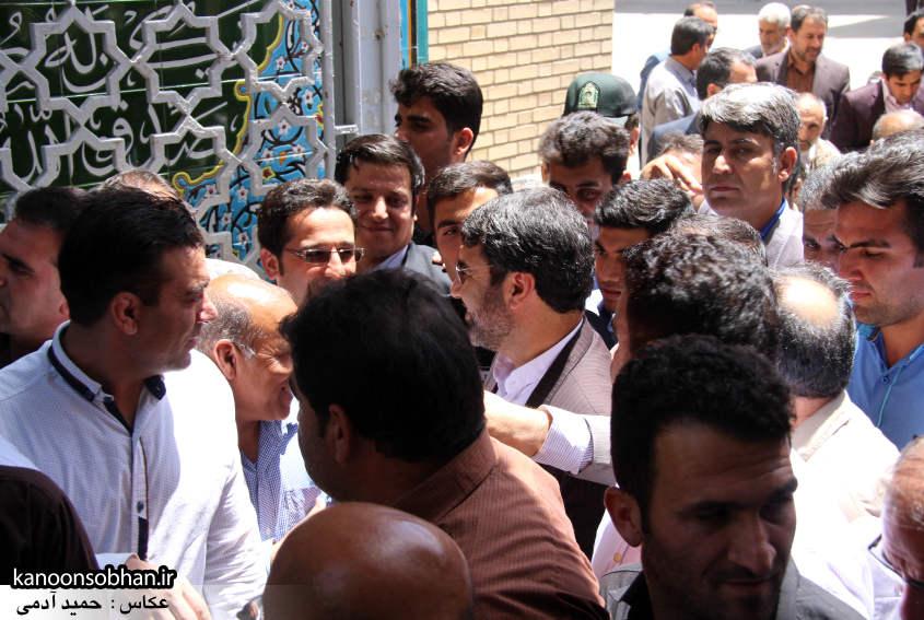تصاویر حاشیه های حضور دیروز « دکتر الهیار ملکشاهی»در کوهدشت (5)