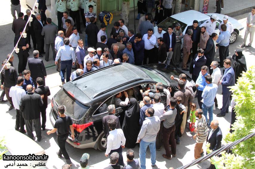 تصاویر حاشیه های حضور دیروز « دکتر الهیار ملکشاهی»در کوهدشت (9)