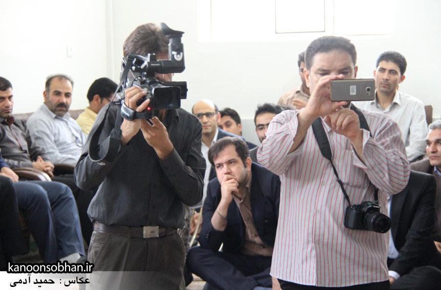 تصاویر دیدار کارکنان دستگاه قضا کوهدشت با امام جمعه شهرستان (15)