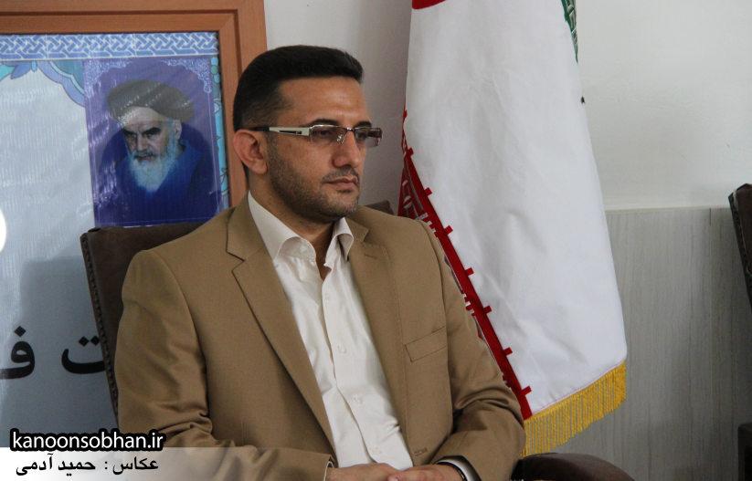 تصاویر دیدار کارکنان دستگاه قضا کوهدشت با امام جمعه شهرستان (2)