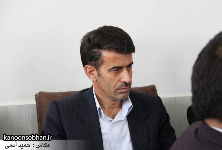 تصاویر دیدار کارکنان دستگاه قضا کوهدشت با امام جمعه شهرستان (5)