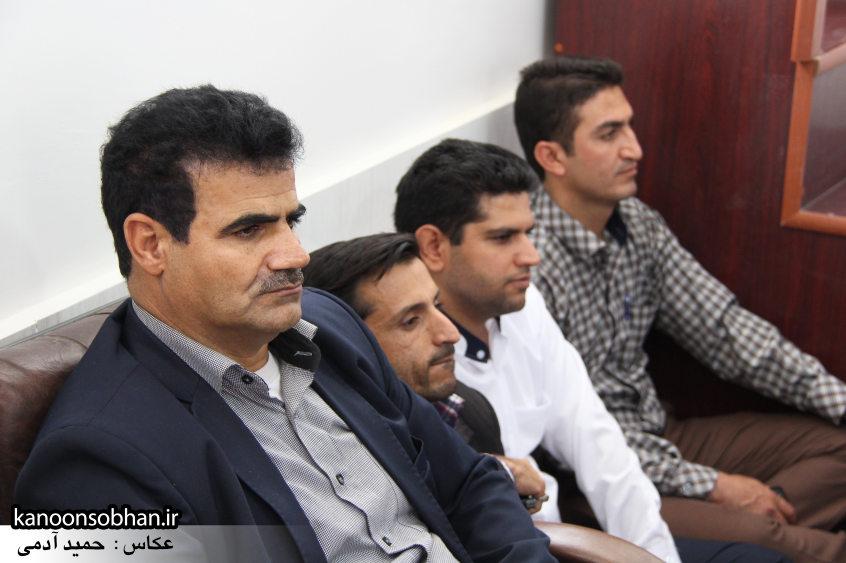 تصاویر دیدار کارکنان دستگاه قضا کوهدشت با امام جمعه شهرستان (6)