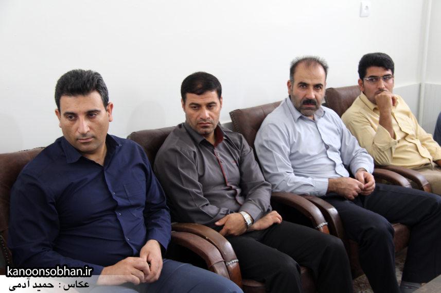 تصاویر دیدار کارکنان دستگاه قضا کوهدشت با امام جمعه شهرستان (7)