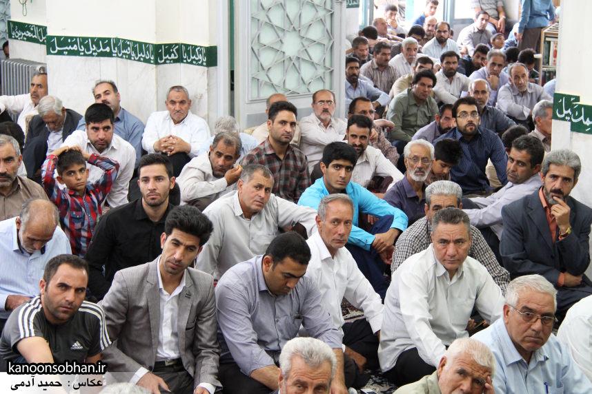 تصاویر سومین نماز جمعه رمضان 95 کوهدشت (12)