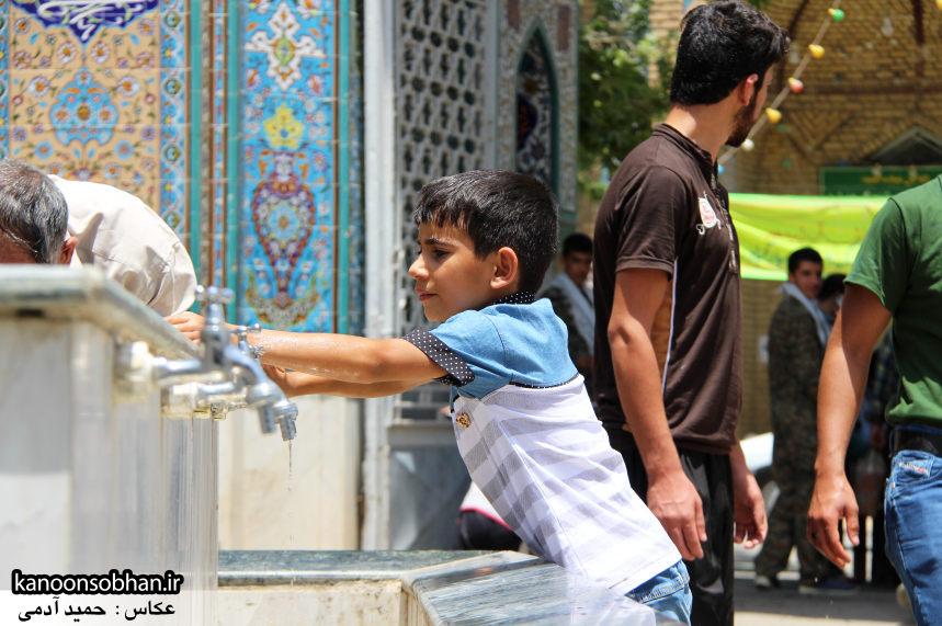 تصاویر سومین نماز جمعه رمضان 95 کوهدشت (2)